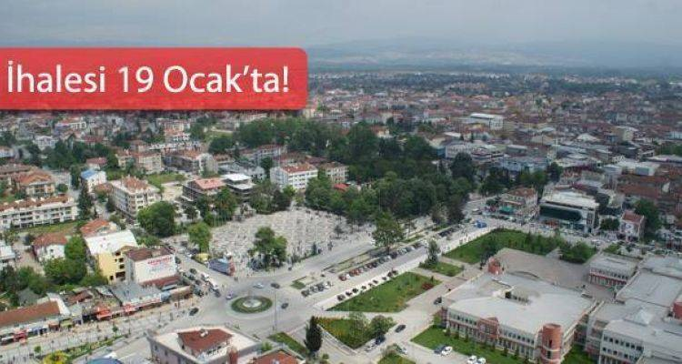 Düzce Belediyesi'nden Satılık Arsa ve İşyeri