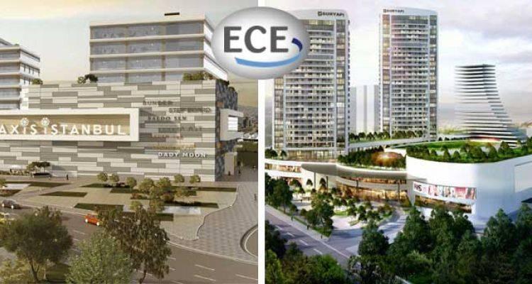 ECE Türkiye 1.1 Milyar Dolarlık AVM Projelerini Yönetecek