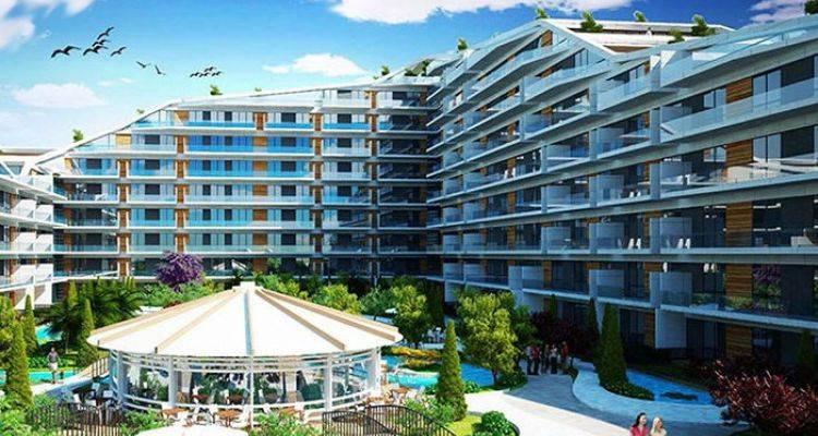 Konya Zirve Park Projesi 112 Daireden Meydana Geliyor