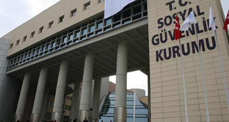 SGK'ya Ait Bina 8 Milyon Liraya Satışa Çıkarıldı