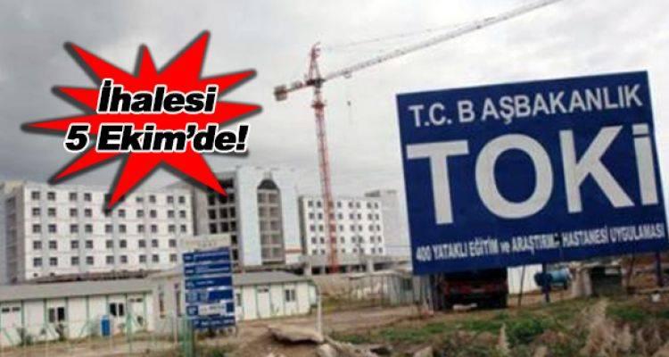 Toki Sultanbeyli Devlet Hastanesi İhaleye Katılım Şartnamesi!