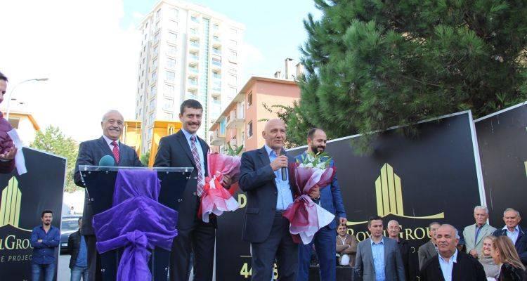 Royal Group  Kartal'da Yeni Kentsel Dönüşüm Projesine Başladı