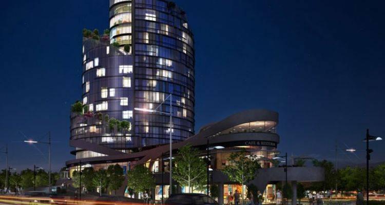 Helezon Plaza Projesi Mayıs 2016'da Teslim!