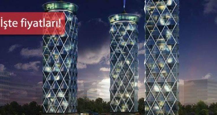 Fikirtepe Velvet Towers Görücüye Çıktı