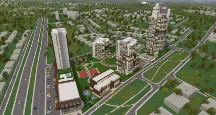 Park Alyans Projesinde 390 Bin TL'den Başlayan Fiyatlarla!