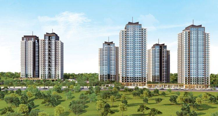 Evalpark İstanbul Projesinde 250 Bin TL'ye