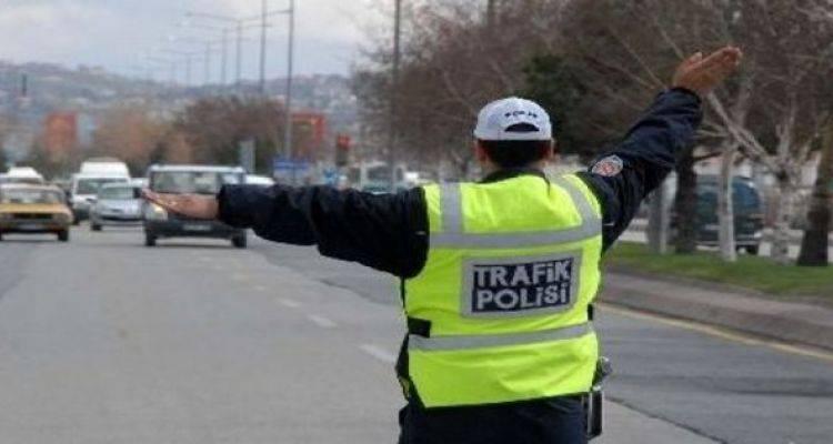 İstanbul'da Bu Akşam Trafiğe Kapatılacak Yollar