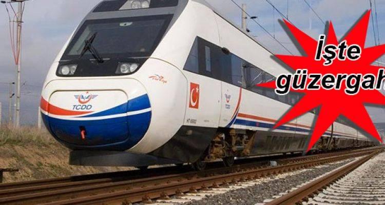 İstanbul'a Süper Hızlı Yeni Tren Hattı Geliyor!