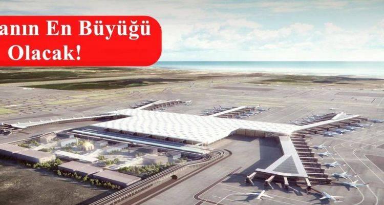 3. Havalimanı 26 Şubat 2018'de Hizmete Girecek