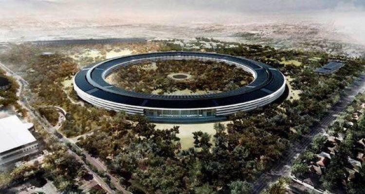 Apple'ın Uzay Üssünden Son Görüntüler