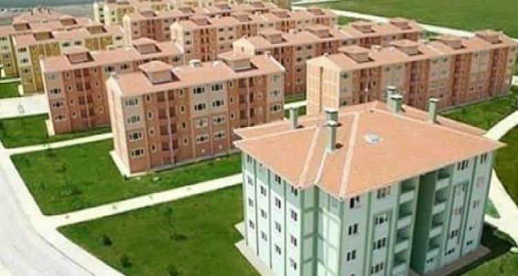 Burdur Karamanlı Toki Evleri İhalesi 30 Mayıs'ta