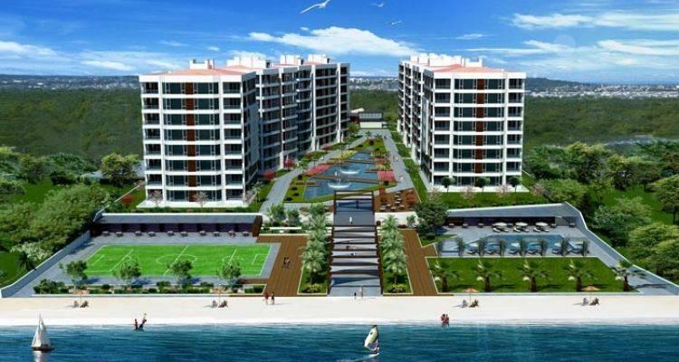 Orna Park Residence'ta 400 Bin Liraya Daireler