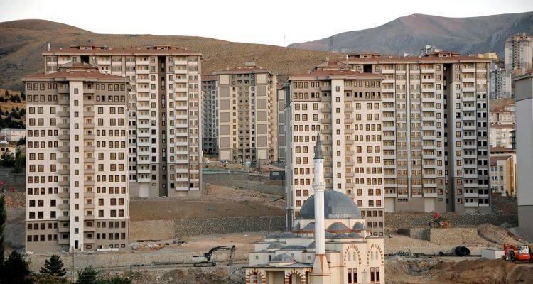 TOKİ'den Darende Balaban'a 141 Konutluk Yeni Proje