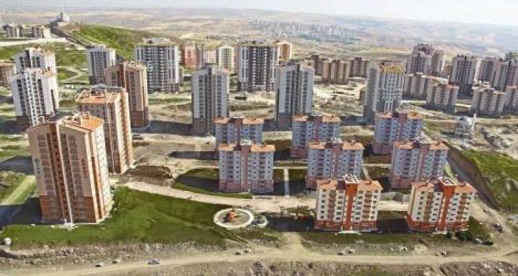 Ankara Yapracık Toki Evleri'nde 4 Konut Açık Satışa Çıkarıldı