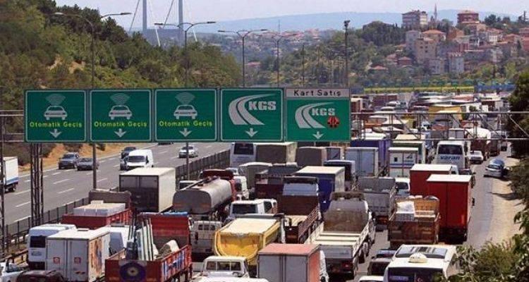 Köprü ve Otoyol Ücretlerine Zam İle Devletin Kasasına 300 Milyon TL Girecek