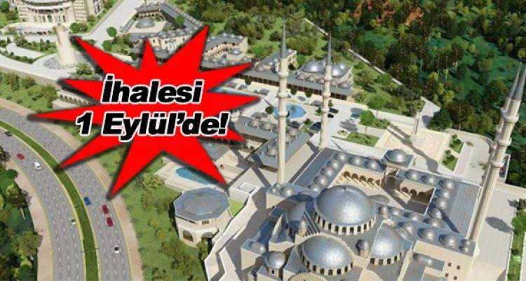 Emlak Konut'tan Başakşehir'e Yeni Camii!