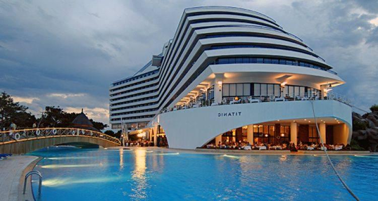 Titanic Hotels'ten Karadeniz'e Müthiş Yatırım!
