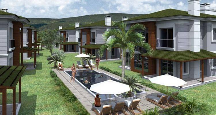 İzmir Yaka Konakları'nda 900 Bin Liraya Villa!