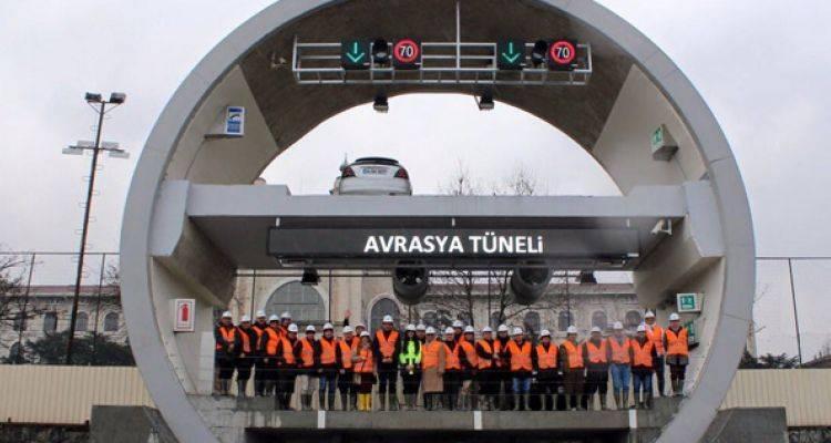 Avrasya Tüneli'nin Açılış Tarihi Kesinleşti