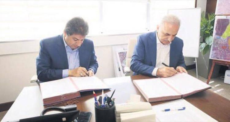 Esenler Yeni Şehir Projesinde İmzalar Atıldı