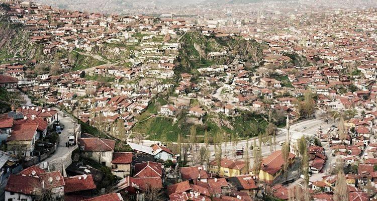 Ankara Mamak'ta Bu Bölge Riskli Alan İlan Edildi