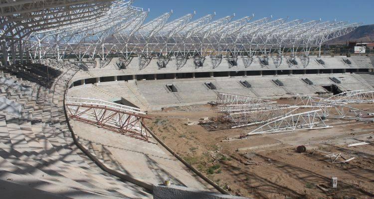 Malatya Arena Stadı'nda Flaş Gelişme!