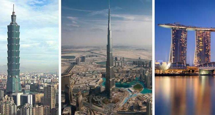 Dünyanın En Pahalı 10 Binası