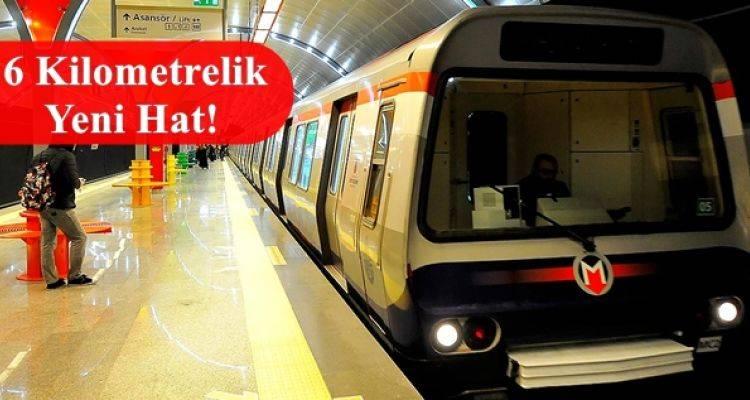 Seyrantepe Alibeyköy Metro Hattı İçin Düğmeye Basıldı