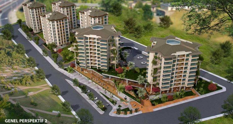 Papatya Park Residence Fiyat Listesi