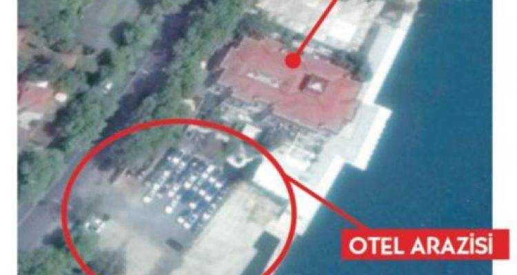 Ağaoğlu'nun Yeniköy Otel Projesi İBB'ye Takıldı