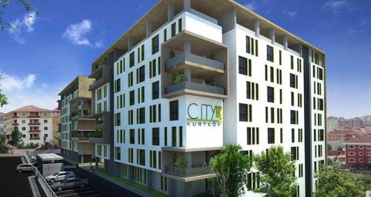 City Life Projesinde 186 Bin Liraya 1+1 Daireler!