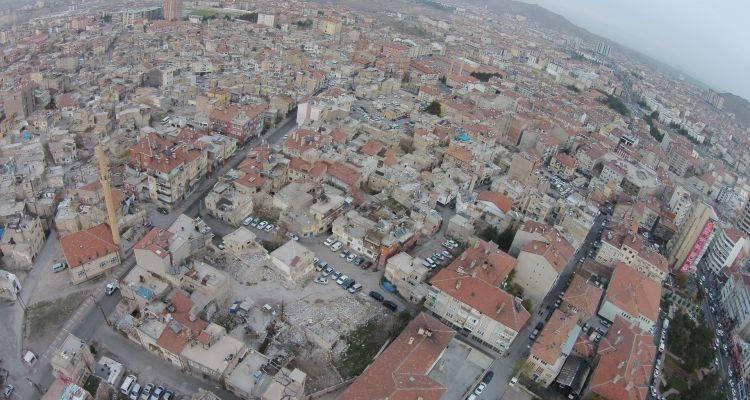 Nevşehir'de Kentsel Dönüşüm Faaliyeteleri Sürüyor
