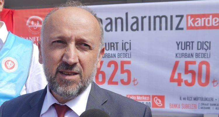 """Edirne Müftüsü Üzüm: """"Kabe'deki İnşaat Alanında Önlem Alınmamış"""""""