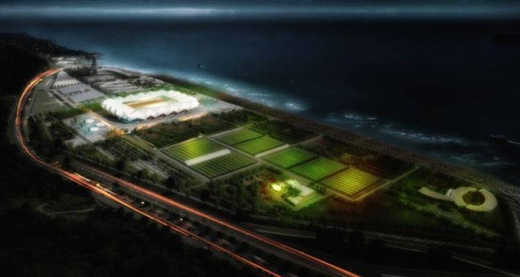 Trabzon Akyazı Stadı Ekim'de Bitiyor