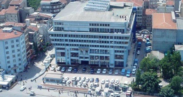 Aksaray İski Genel Müdürlüğü Binası Bugün Yıkılıyor