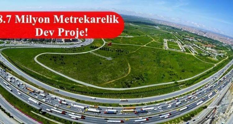 Esenler Yeni Şehir Projesine İBB'den Onay Çıktı