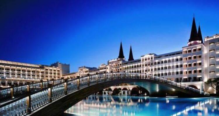 Mardan Palace Otel İhalesinin Feshi Reddedildi