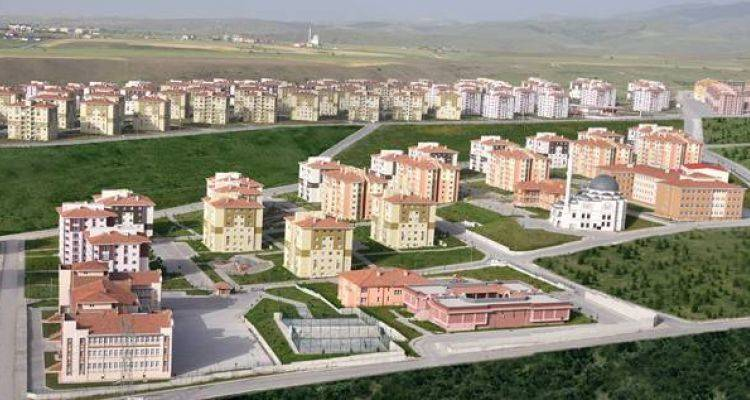 Toki Erzincan Yoğurtlu Emekli Konutları Kura Çekilişi Bugün