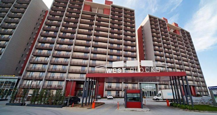 West Blocks Alkent 244 Bin Liradan Başlıyor