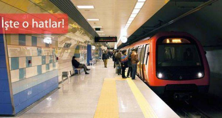 2016'da 10 Yeni Metro Hattı Geliyor