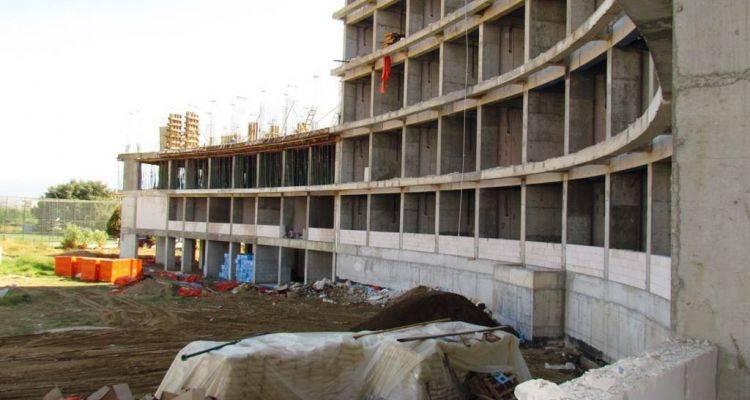 İzmir Ödemiş Devlet Hastanesi İnşaatı Kaldığı Yerden Devam