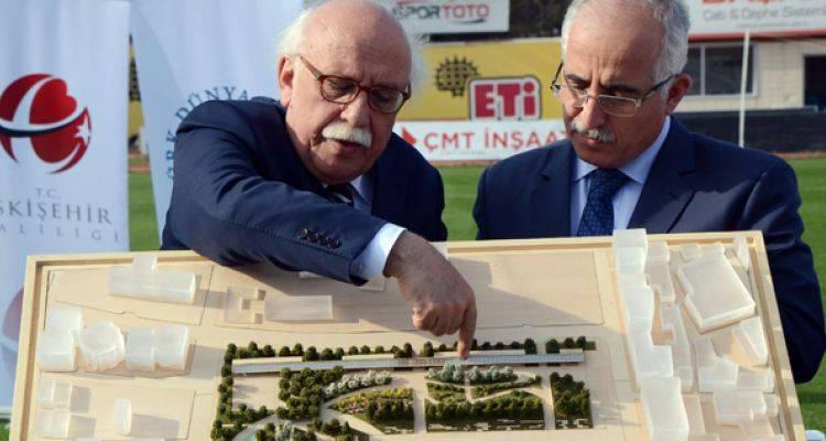 Türkiye'nin En Büyük Kent Meydanı Bu İle Yapılıyor