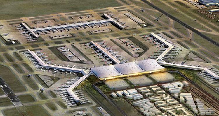 3. Havalimanı Dünyada Birinci Oldu