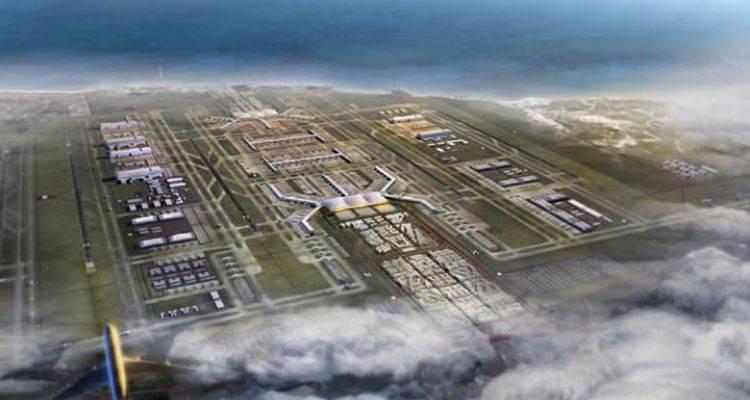 3. Havalimanı Türkiye'yi Uçuracak