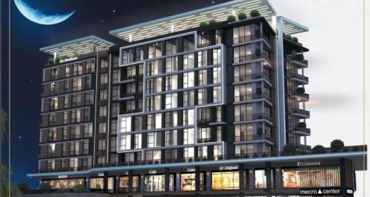 İsis Residence 450 Bin TL'den Başlayan Fiyatlarla Satışta