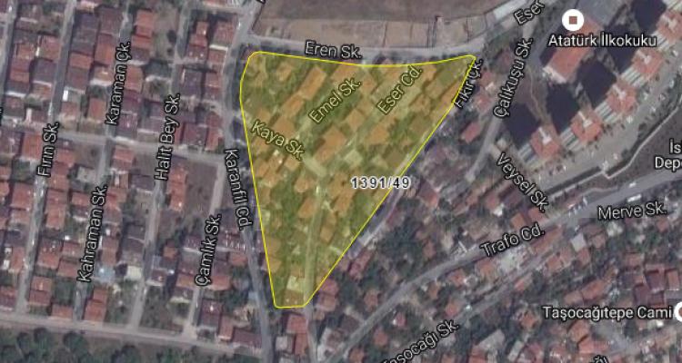 Maltepe Başıbüyük Kentsel Dönüşüm Projesi Start Alıyor