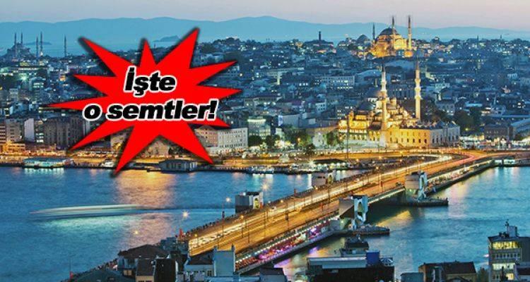 İstanbul'da Bu 7 Semtin İmar Planı Askıya Çıktı!