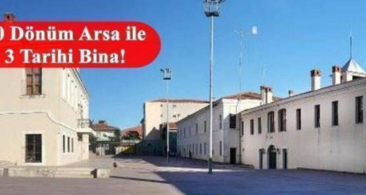 Fenerbahçe Üniversitesi İçin Silivri'de Yer Tahsis Edildi