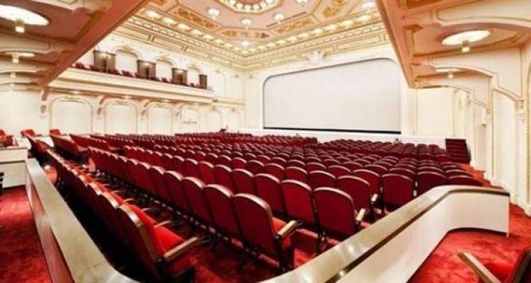 Tarihi Emek Sineması Mart'ta Kapılarını Açıyor