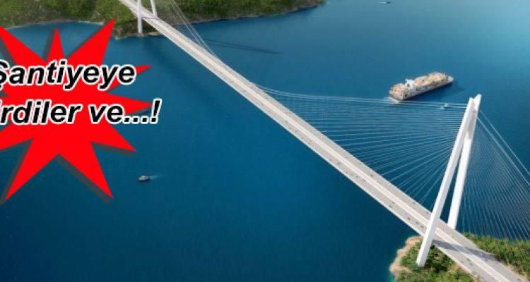 3. Köprü Soyuldu!